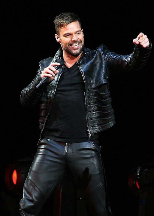 Ricky Martin LA Concert