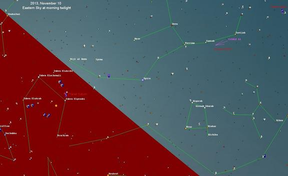 Dazzling Comet of 2013 May Be Among Brightest Ever Seen