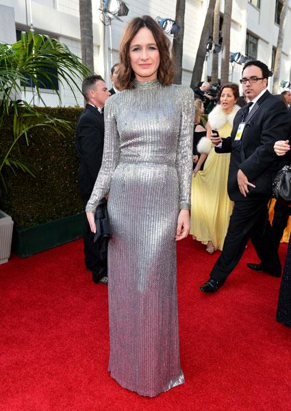 Golden Globes 2013: Emily Mortimer  © Getty
