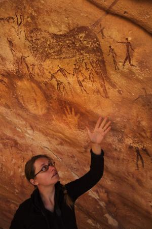 Nonhuman 'Hands' Found in Prehistoric Rock …