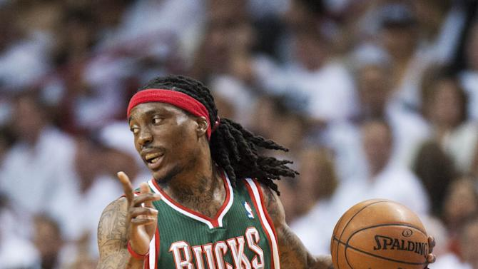 NBA: Playoffs-Milwaukee Bucks at Miami Heat