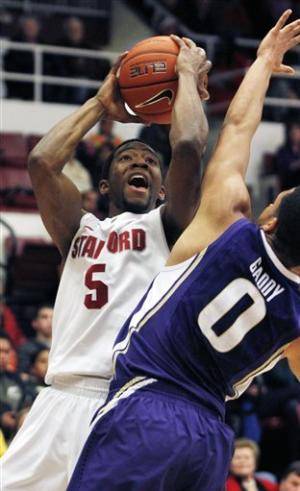 Wilcox leads Washington past Stanford, 65-60