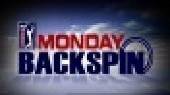 Monday Backspin: December 17, 2012