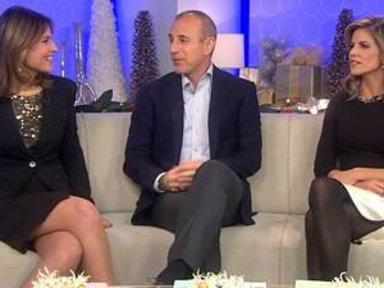 TODAY Anchors Share New Year's Day Plans