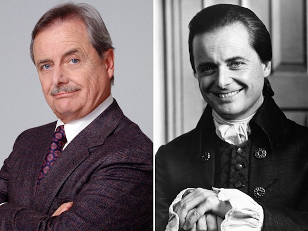 13 - William Daniels/John …