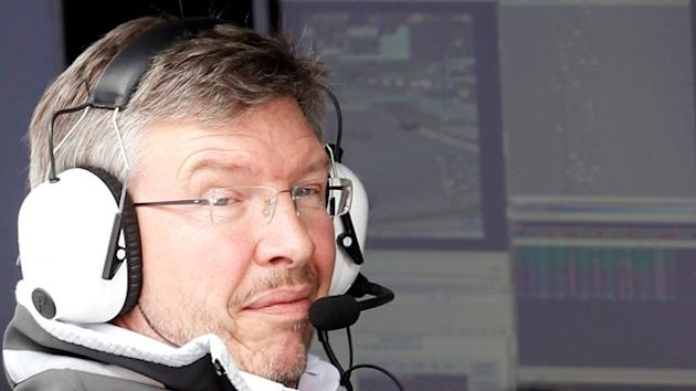 Mercedes&#39; Ross Brawn (Reuters)