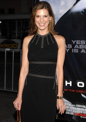 Perrey Reeves at the Los Angeles premiere of Paramount Pictures' Shooter