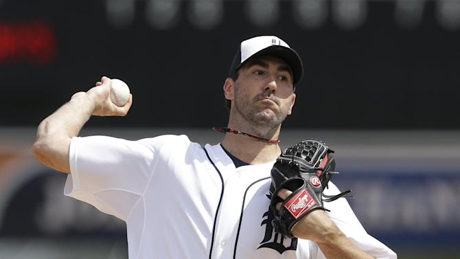 Tigers' Verlander solid in spring debut