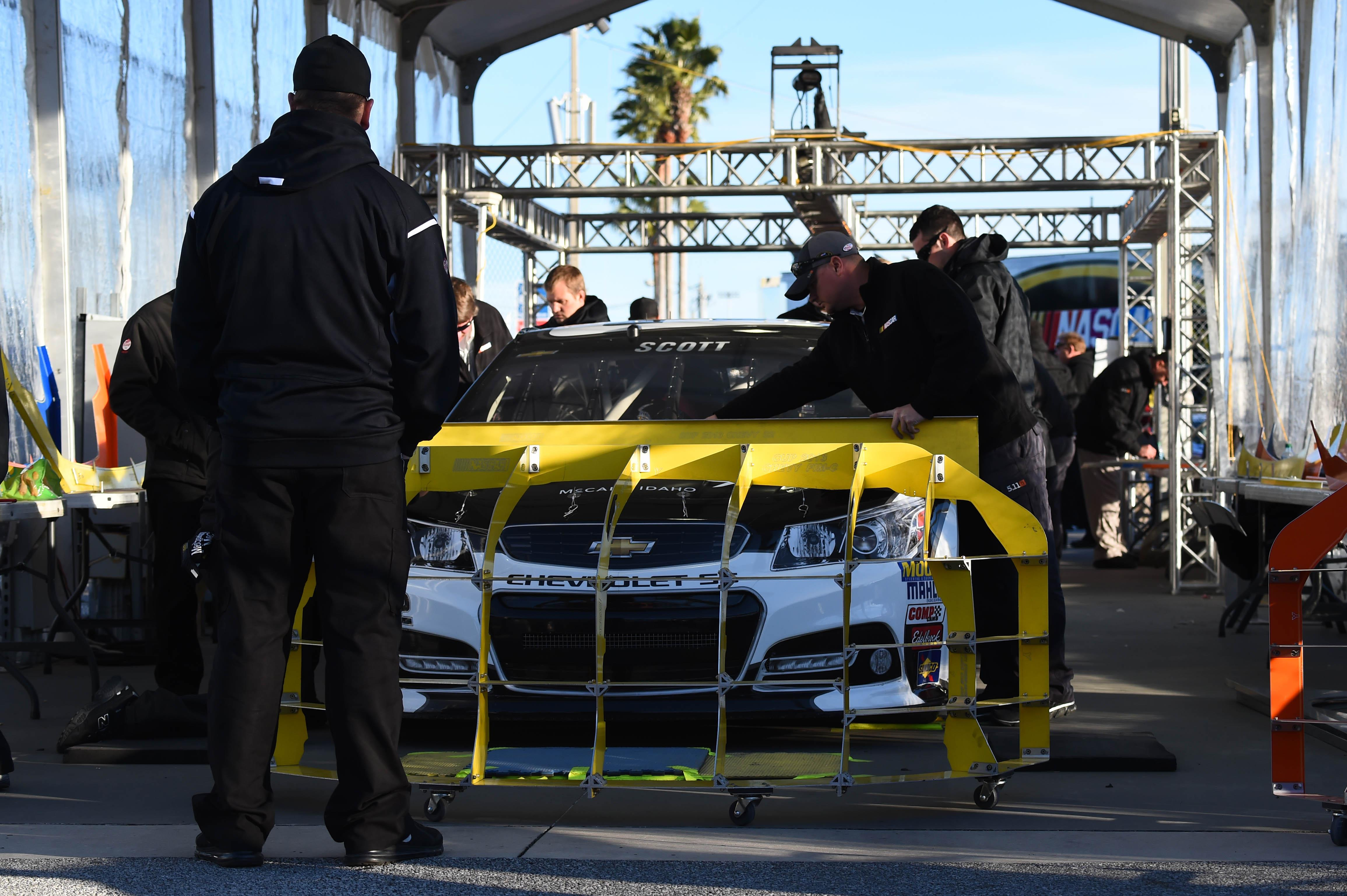 NASCAR adjusts practice and qualifying schedules for next three races
