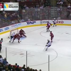 Mike Smith Save on Zac Dalpe (04:35/1st)