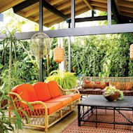 Affordable backyard Bali