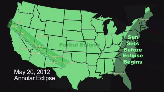 Sunday's Solar Eclipse 'Ring of Fire': Where and How to See It
