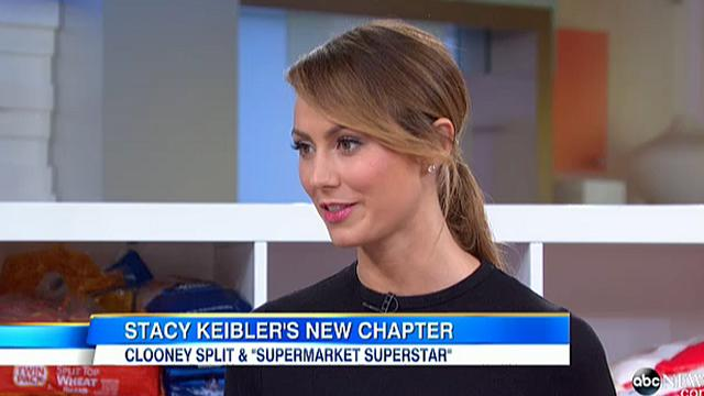 Stacy Keibler: Marriage 'Last Thing on My Mind'