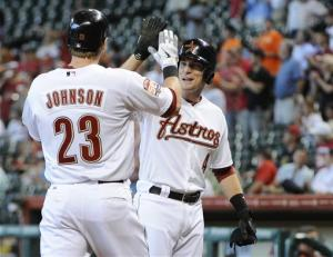 Astros complete sweep with 8-1 win over Mets