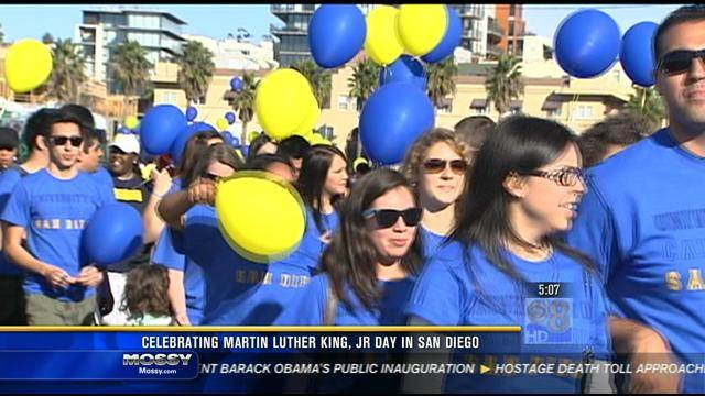 Celebrating Martin Luther King Jr. Day in San Diego