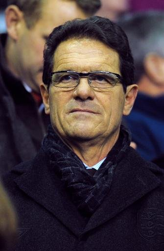 Italy/England - 'I told you so' gloats Capello over English exit