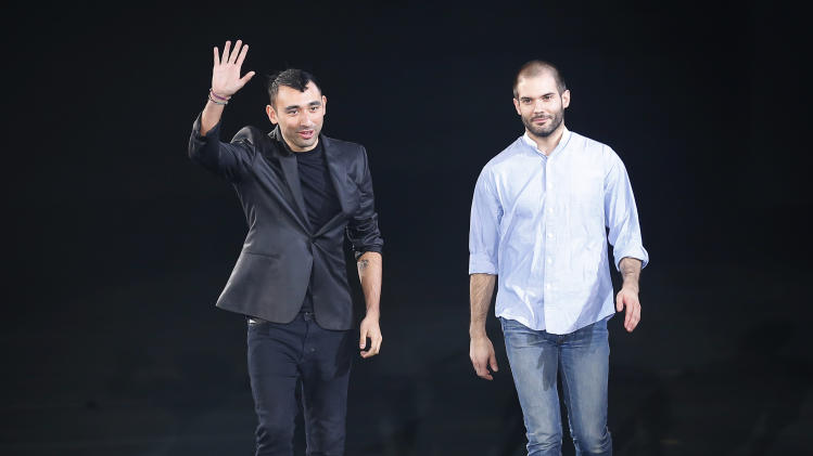 Lady Gaga's stylist Formichetti leaves Mugler