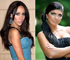 Melissa Gorga Confronts Teresa Giudice Over Strippergate Set-Up