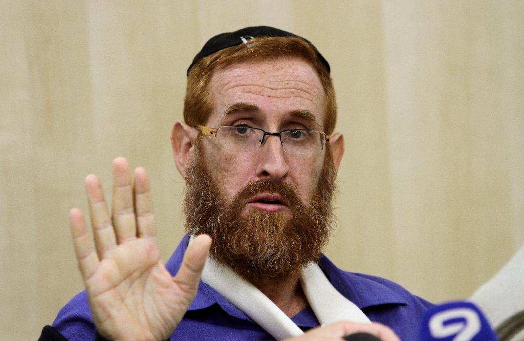 Controversial Jewish activist allowed onto Jerusalem site