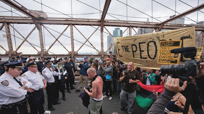 Twitter hands over records in NY Occupy case