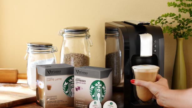 Starbucks' New At-Home Coffee Maker Aims to Re-invent the Latte
