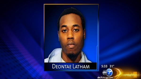 South Loop sex assault suspect charged