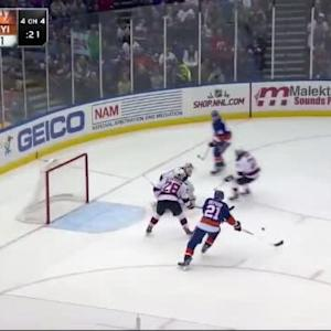 Keith Kinkaid Save on Matt Donovan (05:44/3rd)