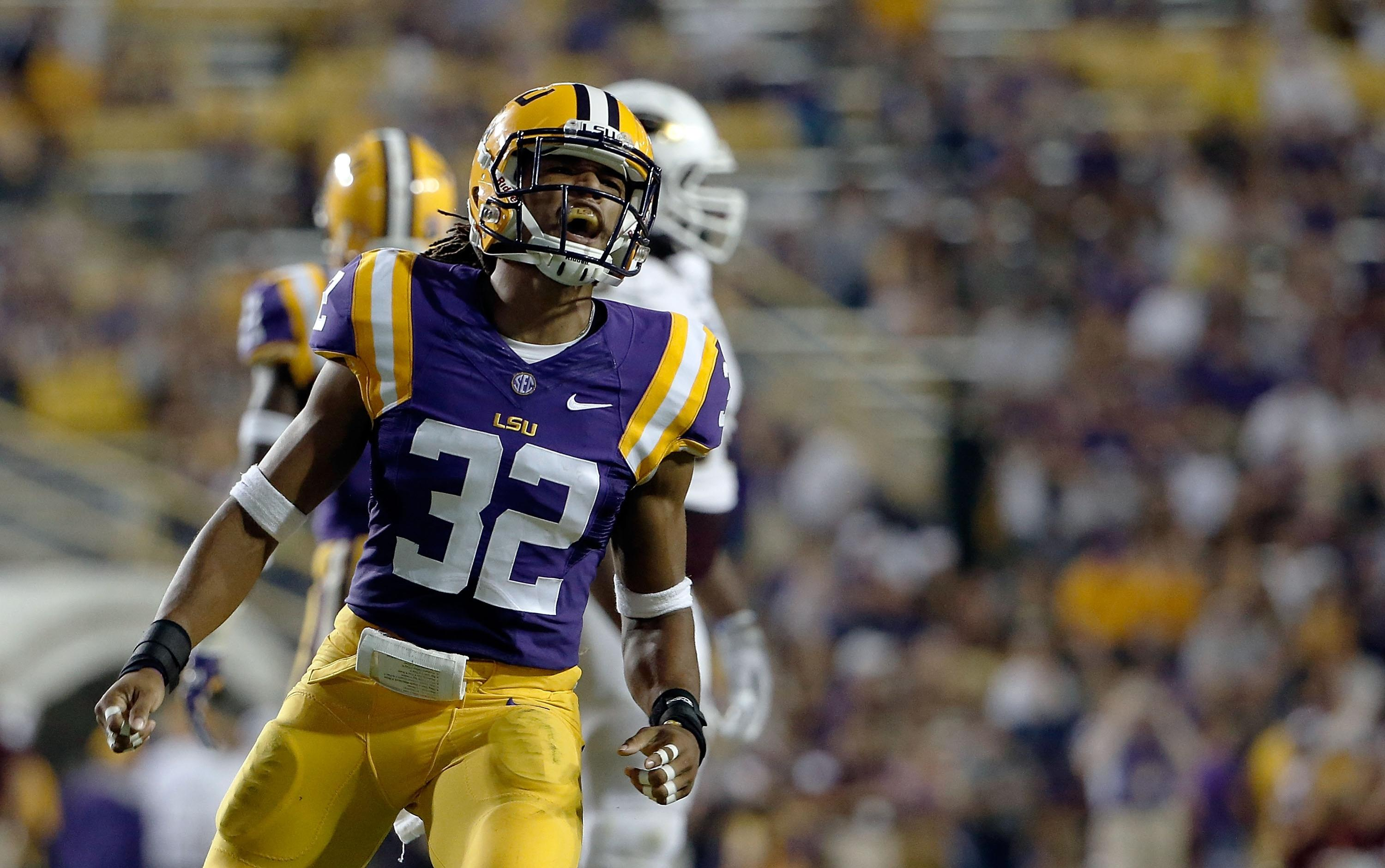 DB Jalen Collins reportedly failed 'multiple' drug tests at LSU