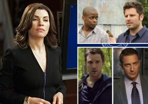 Matt's Inside Line: Scoop on Good Wife, Psych, Covert Affairs, Grimm, Being Human and More!