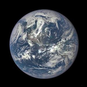 Gorgeous NASA Photo Captures Earth from 1 Million Miles Away