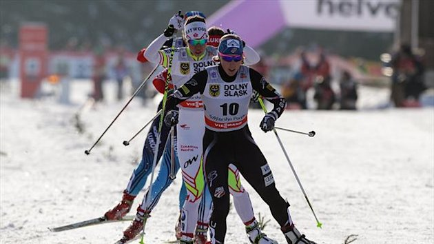Corss-country skiing (AFP)