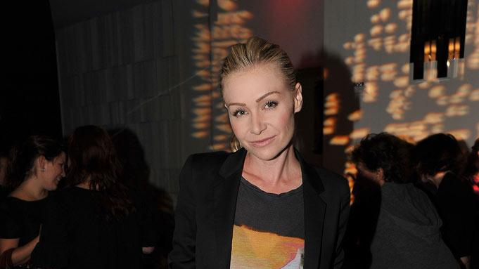 Portia de Rossi attends the 2011 New Yorker Festival Party Hosted By David Remnick at Andaz 5th Avenue on October 1, 2011 in New York City.
