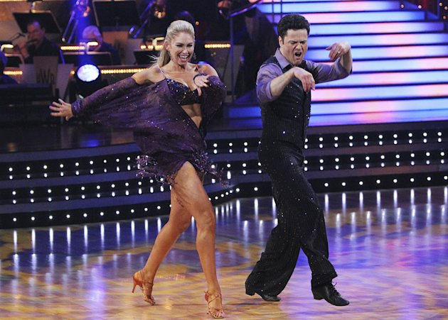 Kym Johnson and Donny Osmond&nbsp;&hellip;