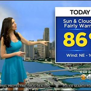 CBSMiami Weather @  Your Desk - 10/30/14 6:00 a.m.