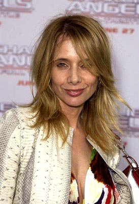 Premiere: Rosanna Arquette at the LA premiere of Columbia's Charlie's Angels: Full Throttle - 6/18/2003