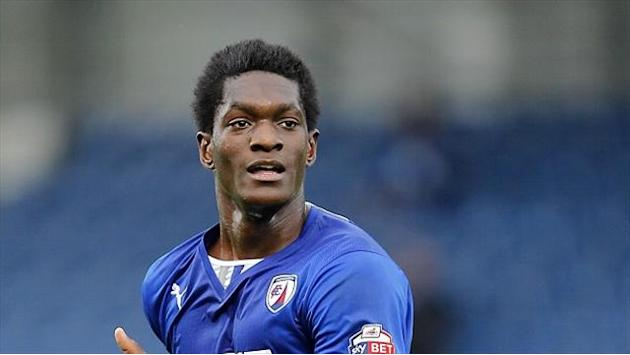 League Two - Gnanduillet boost for Chesterfield