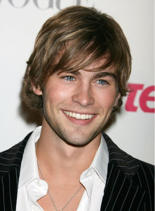 Chace Crawford of Gossip Girl at the Teen Vogue Young Hollywood Party.