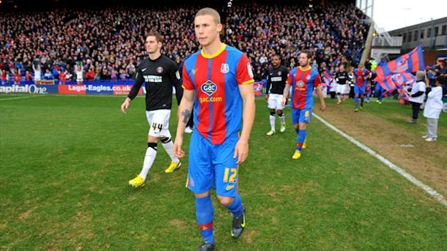 Alex Marrow has left Crystal Palace for Blackburn (PA Photos)