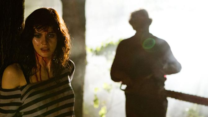 'Chainsaw 3-D' carves out No. 1 debut with $23M