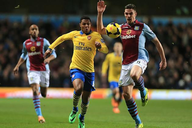 As it happened: Aston Villa v Arsenal, Premier League