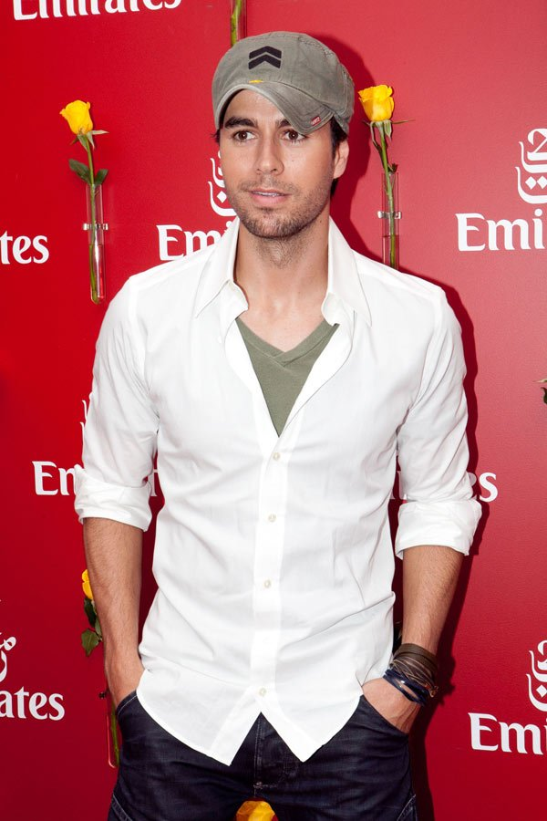 Happy Birthday Enrique Iglesias! Today, May 8, You&#x2019;re 37 Years Old!