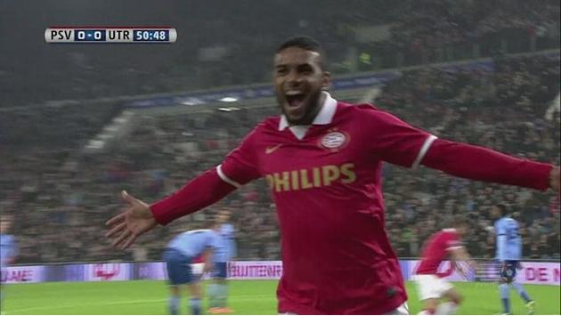PSV's run continues with narrow win againstUtrecht