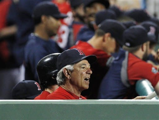 Bard leads Red Sox past Rays 5-0