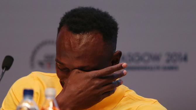 Bolt clear of foot injury, ready for Comm Games
