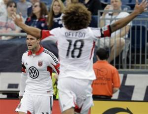 Pontius scores in 82nd to give DC 2-1 win at Revs