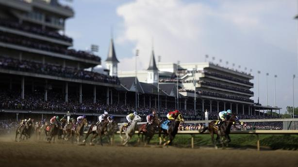 Police Investigating Murder at Churchill Downs