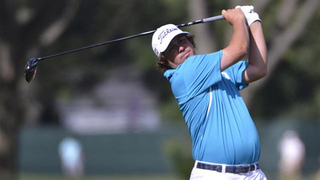 Dufner claims final spot in Grand Slam of Golf