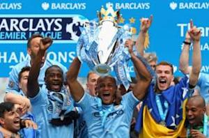 Kompany, Zabaleta hungry for more titles with Manchester City
