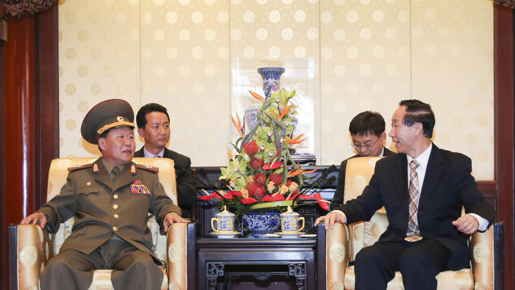 North Korean leader sends special envoy to China