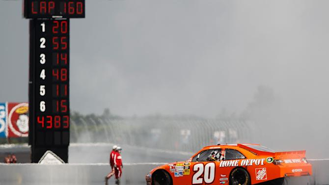 Pocono 400 presented by #NASCAR